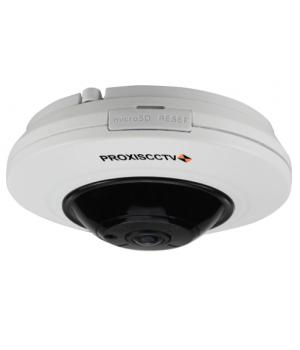 PX-IP4-FE купольная ip видеокамера, 4.0 Мп, f=1,05 мм, POE, Wi-Fi