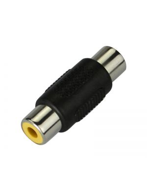 RCA-F переходник (мама-мама) для соединения кабелей