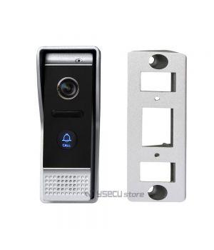 EVJ-BW7(s) Вызывная панель к видеодомофону, 600ТВЛ (серебро)